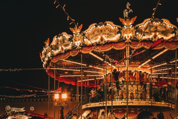 Actividades navideñas para niños/as - Ir a ver las luces