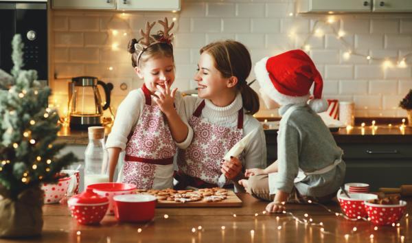 Actividades navideñas para niños/as - Postres típicos