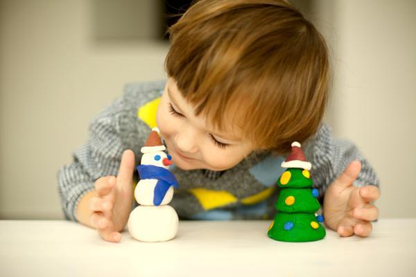 Actividades navideñas para niños/as - Taller de artesanía