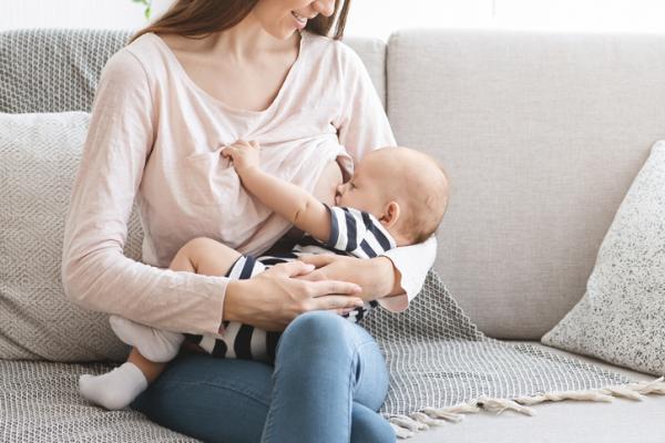 Alimentación durante la lactancia para evitar cólicos
