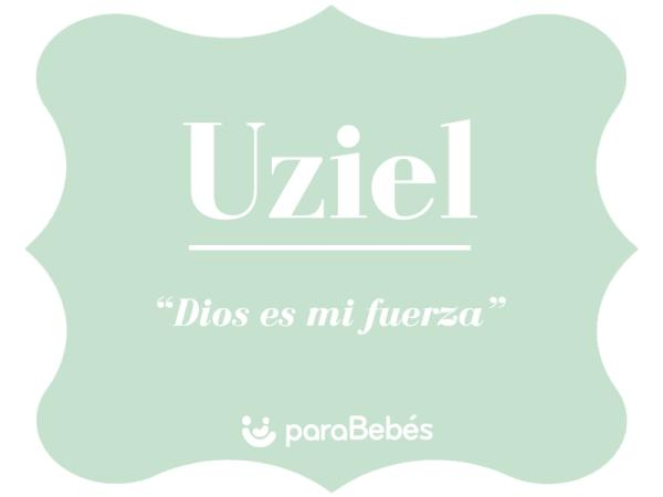 Significado del nombre Uziel