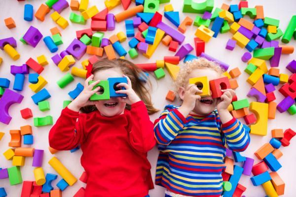 Juegos para aprender los colores para niños de 2 a 3 años