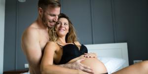 ¿Hasta cuándo se puede tener relaciones estando embarazada?