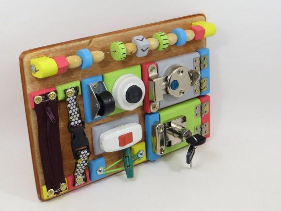 10 Juguetes Montessori Para Bebés Sencillos Y Caseros