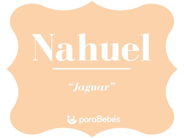 Significado del nombre Nahuel
