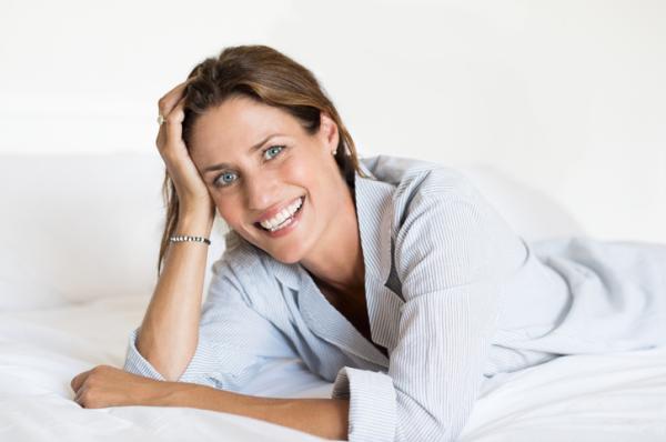 ¿Es malo dormir boca abajo embarazada?