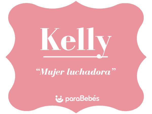 Significado del nombre Kelly