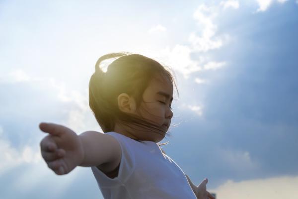 Ejercicios de respiración para niños - Respiración completa