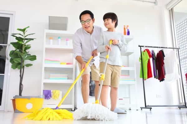 Tareas para niños en casa - Tareas para niños de 4 a 5 años en casa