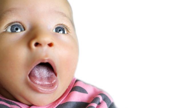 ¿Qué es el algodoncillo en bebés y cómo curarlo? - Por qué sale el algodoncillo en bebés
