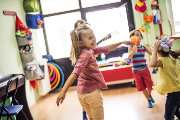 Actividades para trabajar el ritmo en infantil - Al son de las olas