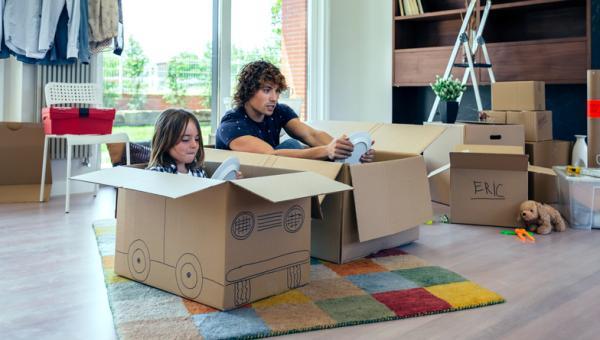Retos para hacer en casa con niños