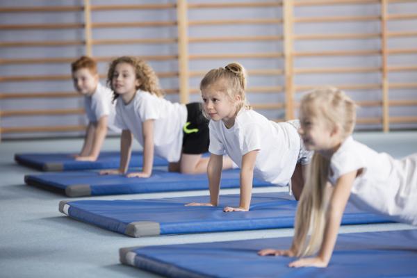 Ejemplos de actividades extraescolares para niños - Deportes