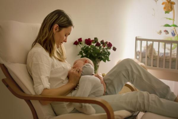 Composición de la leche materna - Cómo se produce la leche materna