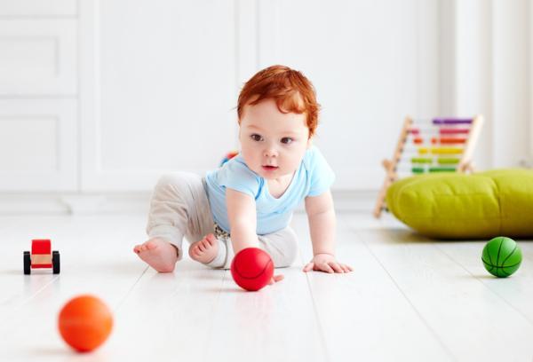 Cómo estimular a un bebé de 6 meses - Juguetes para estimular bebés